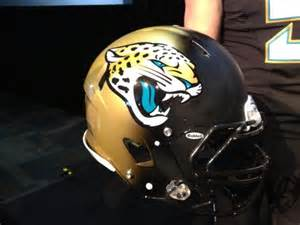 Jaguars Helmet Logo Jaguars Officially Unveil New Uniforms Featuring Two Tone