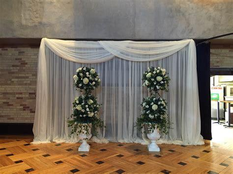 Hacienda Sarria   Kitchener, Ontario   Wedding Ceremony Decor