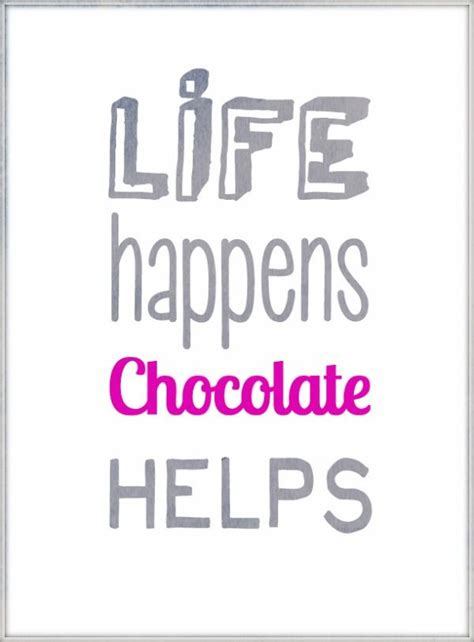 chocolate quotes top 25 best chocolate quotes ideas on