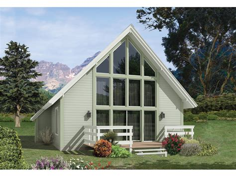 a frame style house plans montview a frame style home plan 057d 0013 house plans and more