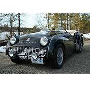 1957 Triumph TR3  Information And Photos MOMENTcar