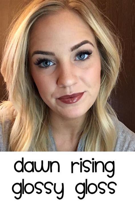 Sherry Brown Topaz 4 63 Crt dawnrising dawnrisinglipsense lipsense senegence