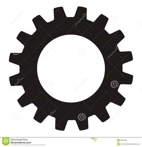 gear for industrial gear wheel royalty free stock photo image