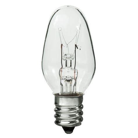 c7 bulb 4 watt c7 light bulb candelabra plt c22 4w c