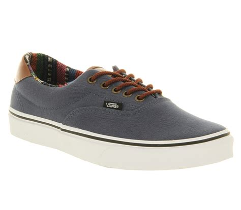 vans era 59 navy guate in blue for lyst