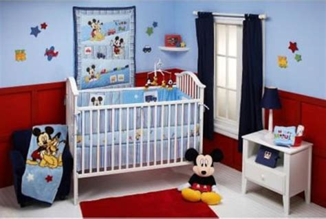 27 Mickey Mouse Kids Room D 233 Cor Ideas You Ll Love Mickey Nursery Decor