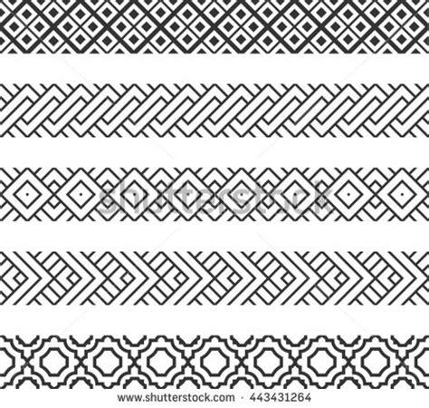 geometric pattern borders geometric border stock images royalty free images