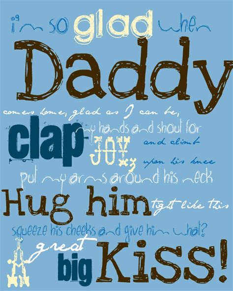 Printable Daddy Quotes | daddy quotes from wife quotesgram