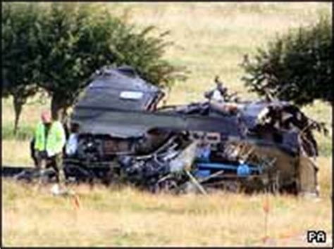 Investigated In Garrison Crash by News Uk Probe Into Fatal Helicopter Crash