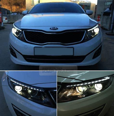 2014 Kia Optima Aftermarket Parts Oem Genuine Parts Front Drl Led Hid Light L Lh Rh