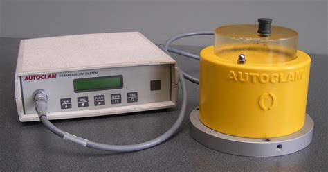 And Permeability Of Concrete autoclam concrete permeability tester hora ndt