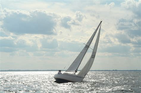 find your career wind - Sailboat In Wind