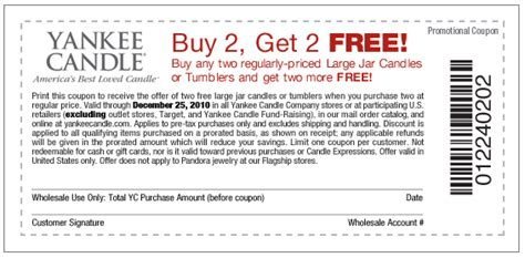 printable yankee candle coupons march 2016 yankee candle coupon buy 2 get 2 free