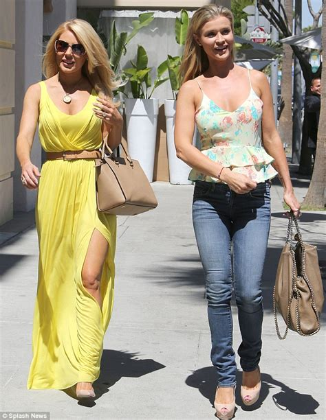 ziggy on real housewives of beverly hills outfits real housewives joanna krupa and gretchen rossi coordinate