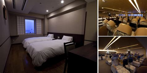 nap room variety of trendy bathing facilities are skillfully laid out in each floor tenkai japan cool