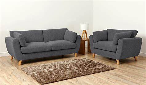 sofas asda george home glynn medium sofa sofas armchairs george