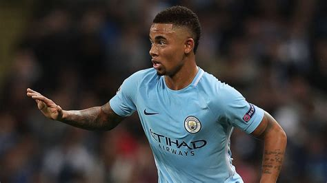 gabriel jesus manchester city striker gabriel jesus knows nothing about