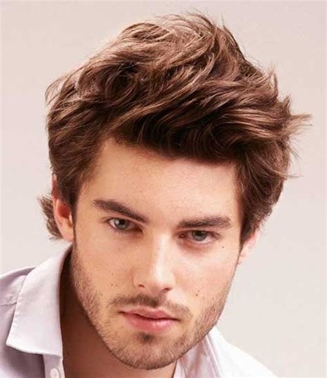 Hair Hairstyles For Boys by 15 Best Simple Hairstyles For Boys Mens Hairstyles 2018