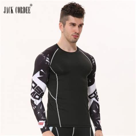 T Shirt Kaos Dual Shock Code mens fitness 3d prints sleeves t shirt bodybuilding skin tight thermal compression