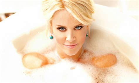 jenny mccarthy bathtub jenny s 4 self love tips for moms this valentine s day
