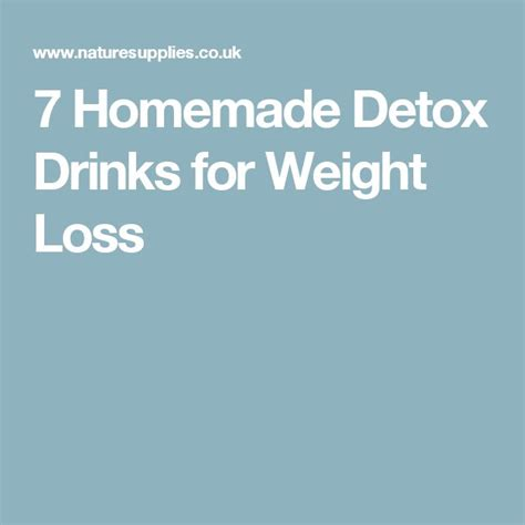 Cheap Detox Diets For Weight Loss by 1000 Ideas About Detox On Drinks For