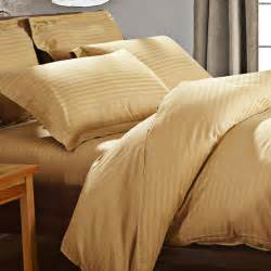 bed sheet sets king 2016 bedding set 100 cotton twill duvet cover satin strip