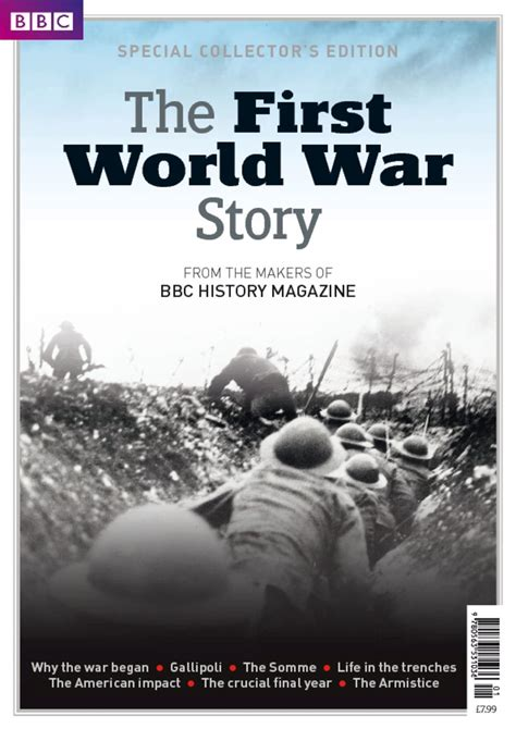 libro my first world war the first world war story from the makers of bbc history magazine digital discountmags com