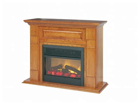 Amish Wood Fireplace by Amish Electric Mantel Fireplace