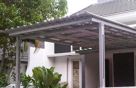 Kanopi Baja Ringan Atap Spandek mengetahui harga kanopi baja ringan atap spandek total