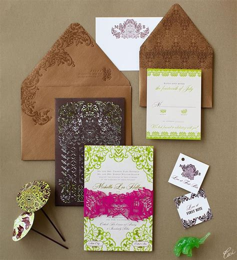 433 best images about arabian theme on letterpress wedding invitations - Balinese Themed Wedding Invitations