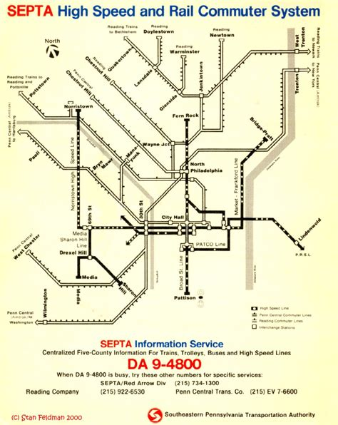 septa regional rail map 100 patco map 37 best metro images on metro rail railroad net