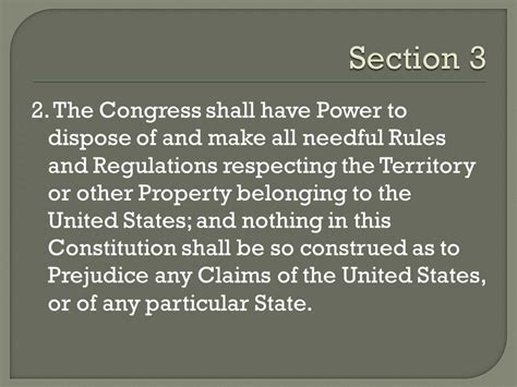 article 4 section 2 clause 3 early american territorial expansion a primer from dred