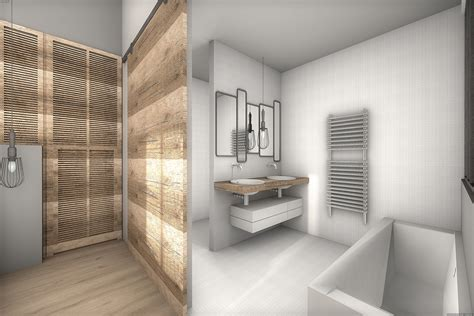 si鑒e ノl騅ateur de bain salle de bain type industriel