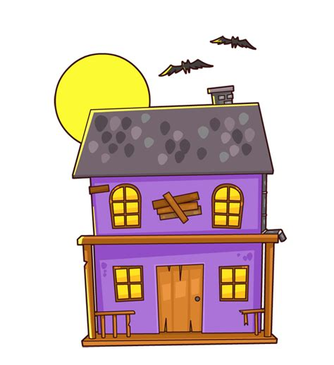 haunted house cartoon free cartoon haunted house clip art