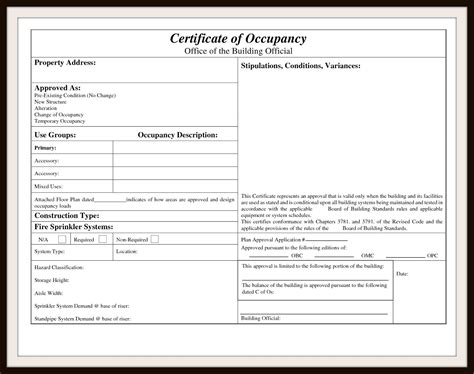 certification letter for occupancy sniffing out the co building permits and more wenatchee