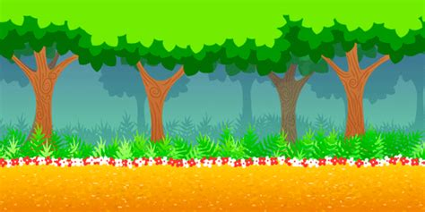 gif format vector forest game background by lianella graphicriver