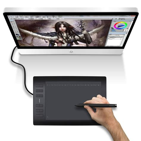 Drawing Palette Computer