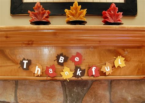 home made thanksgiving decorations keepin it thrifty thanksgiving ideas banners