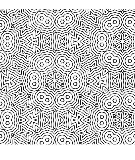 Free Coloring Painting Pages 2 Geometric Designs Geometric Coloring Pages For Adults