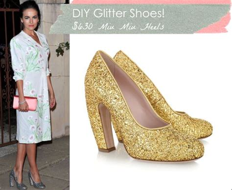 glitter shoes diy diy glitter shoes hellonatural co