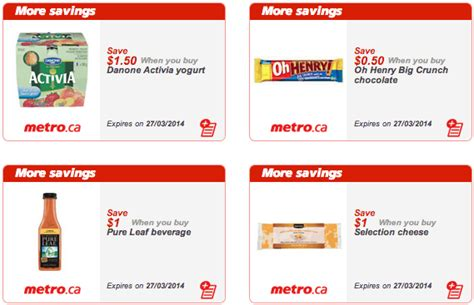 printable grocery coupons ontario canada metro ontario canada printable grocery coupons march 21
