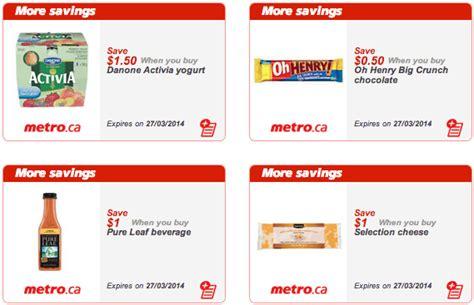 printable grocery coupons ontario metro ontario canada printable grocery coupons march 21
