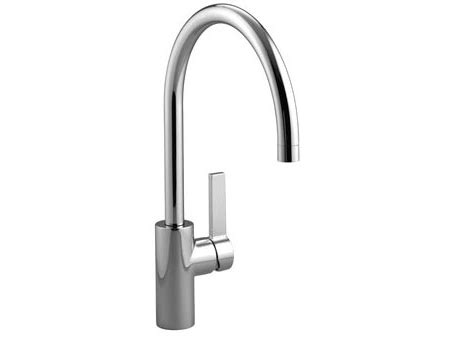 dornbracht tara kitchen faucet dornbracht tara chrome kitchen faucet 33816875 000010