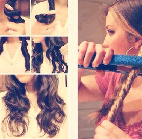 how to curl your hair fast with a wand fast and easy way to curl your hair trusper