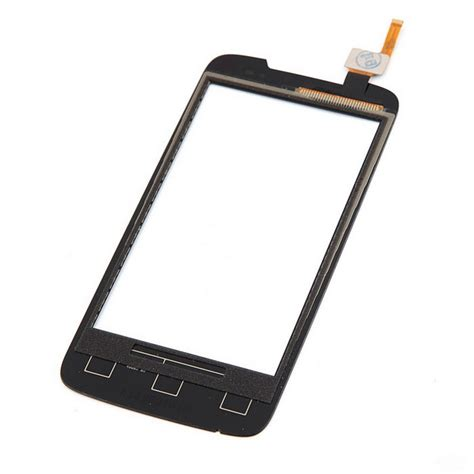 Touchscree Lenovo A390 replacement mobile phone glass touch screen for lenovo a390 black free shipping dealextreme