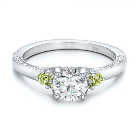 best 25 yellow engagement ring ideas only on