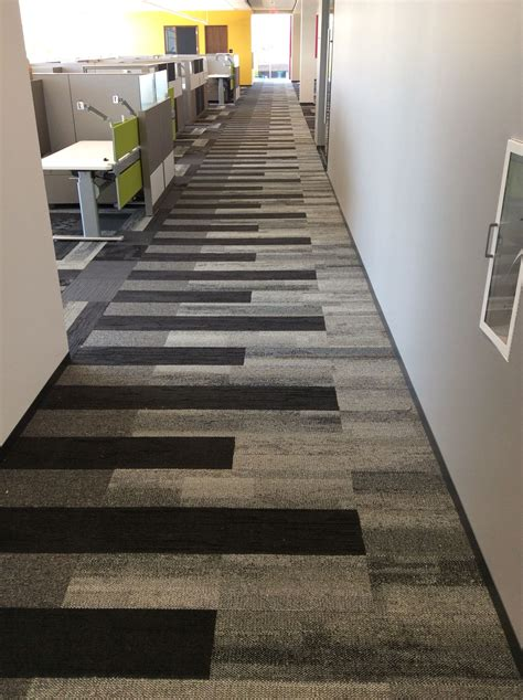 interface piano key install carpet tiles office carpet