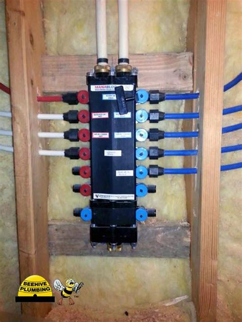 Salt Lake Plumbing by Manabloc Plumbing System In Utah Beehive Plumbing