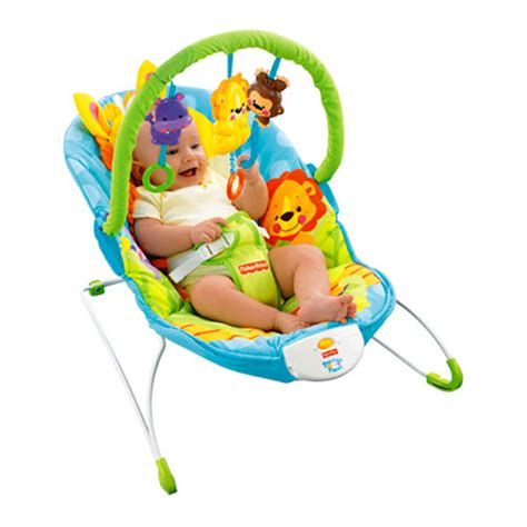 fisher price lion swing let your baby rest and play on happy giraffe bouncer