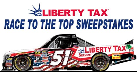 Top Sweepstakes Sites - liberty tax service race to the top sweepstakes sweepstakesbible